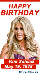 Happy Birthday: Kim Zolciak