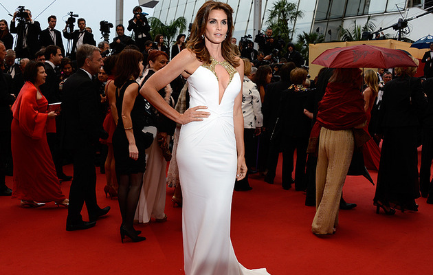 Cindy Crawford Defies Age at Cannes Film Festival