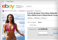Farrah Abraham -- Sex Tape Bikini YANKED Off Ebay