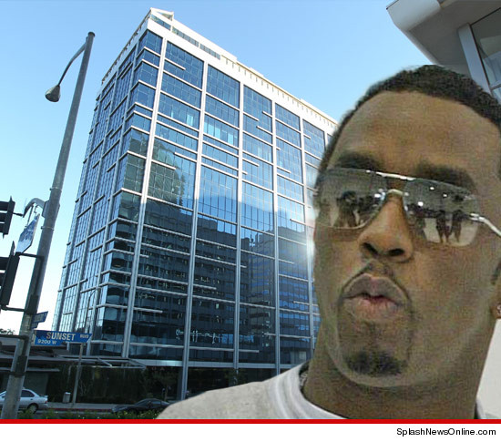 Diddy's Car -- Pulled Over at GUNPOINT