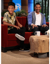 Video: Will &amp; Jaden Smith Address Emancipation Rumors! 