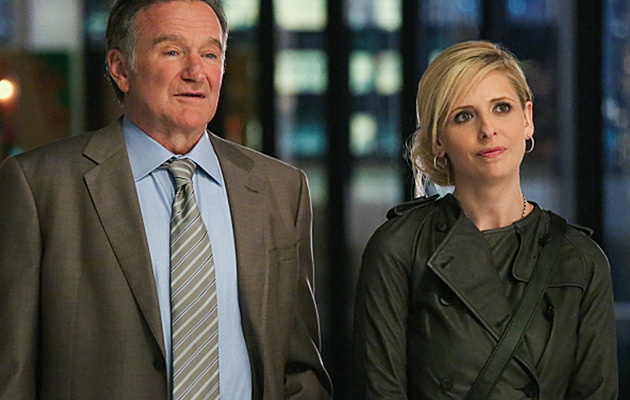 Sarah Michelle Gellar & Robin Williams Team Up for CBS Show