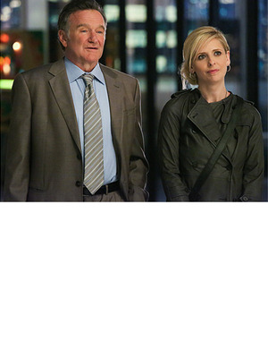 Sarah Michelle Gellar & Robin Williams Team Up for CBS Show