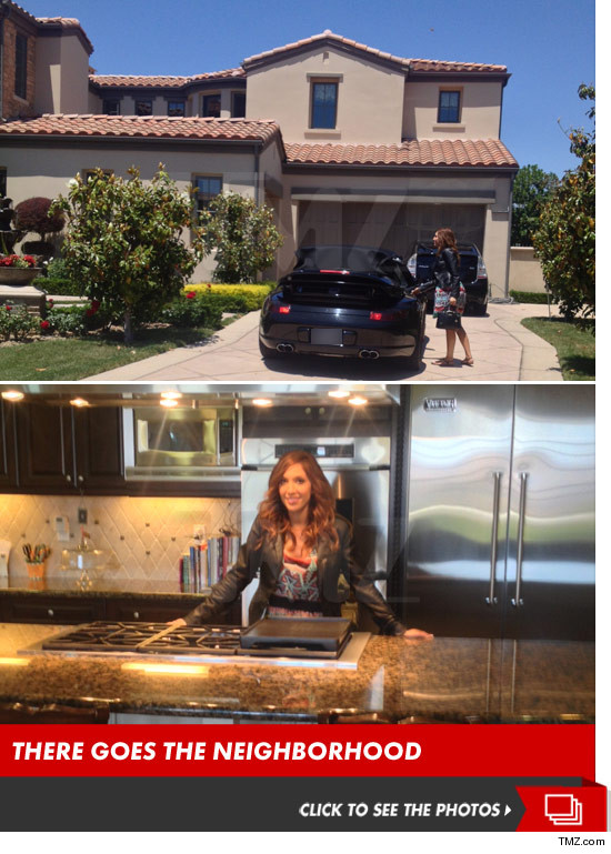 Farrah Abraham -- Eyes $3.3 Million Home in Bieber's 'Hood