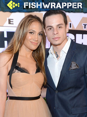 Casper Smart, Creepiest Boyfriend Ever, Might Fool Poor Jennifer Lopez Into Marrying Him