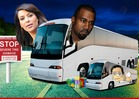 Kim Kardashian -- I'm Taking the Baby ... ON TOUR WITH KANYE