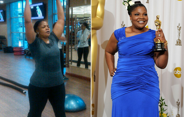 Mo'Nique Drops 80 Pounds -- See Before & After!