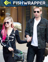 Work on Your Gag Reflex While Reading This Icky Interview with Avril Lavigne and Chad Kroeger!