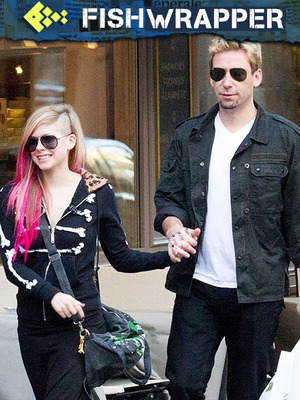 Avril Lavigne Gives Some Characteristically Ridiculous Advice on How to Land a Man as Silly as Chad Kroeger
