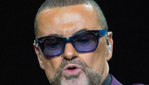 George Michael -- Airlifted to Hospital After Car Crash in UK