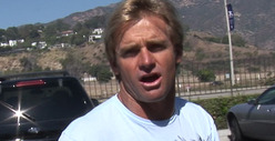 Laird Hamilton -- Jet Ski &#039;Clowns&#039; RUINED MY SURFING SPOT!!!