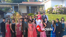 Robin Thicke -- Sure, I'll Hang With You On Prom Night