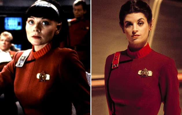 The Women of &quot;Star Trek&quot; Films -- See What They Look Like Today!