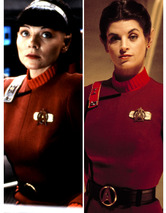 "The Women of ""Star Trek"" Films -- See What They Look Like Today!"