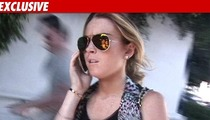 Lindsay Lohan -- In Fear of Possible Stalker