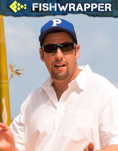 Quotables: Adam Sandler Tells You the Most Horrible Poop Story You'll Hear All Day