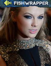 Quotables: Because Taylor Swift is Dull Enough to Think That You Care About What She Watches on YouTube