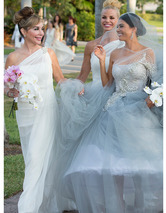 &quot;Real Housewives&quot; Wedding: Adriana De Moura Ties The Knot!