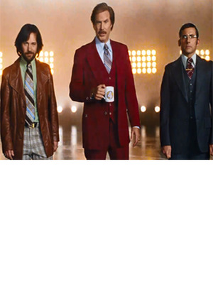 "First Look -- New Trailer for ""Anchorman: The Legend Continues"""