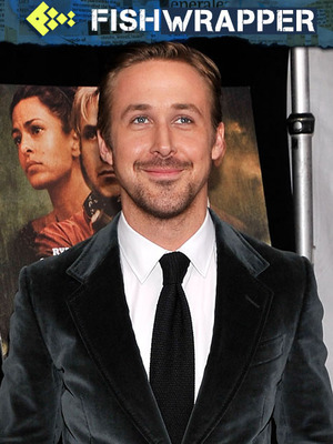 Ryan Gosling is Amazing, Also Used to Stick Weird Things Down His Pants