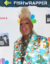 Love It or Leave It: This is What Dennis Rodman Looks Like Now