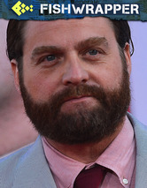 Zach Galifianakis Was Smart Enough to Quit Drinking