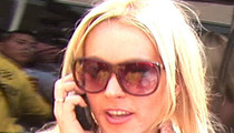 Lindsay Lohan Sued -- Her Druggie Reputation Cost Us $5 Million