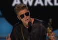 Justin Bieber -- BOOED at Billboard Music Awards