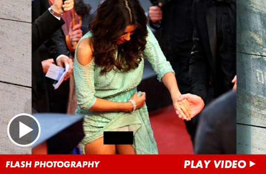 Eva Longoria -- My Lady Parts Won Best Picture at Cannes