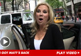 Kathie Lee Gifford -- If Matt Lauer Leaves &#039;Today&#039; ... We&#039;ll Revolt!