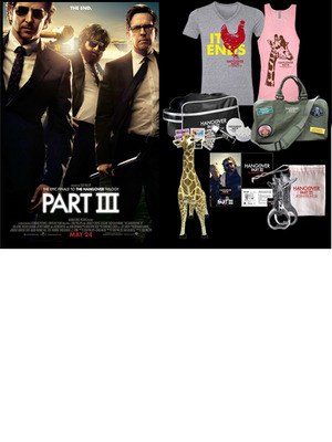 You Can Win a &quot;Hangover III&quot; Prize Pack!