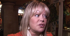 Candy Spelling Wins Eviction Lawsuit -- I Ain't Goin' Nowhere!!!