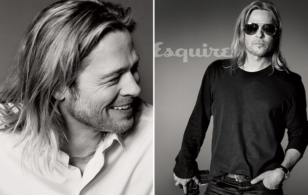 Brad Pitt Talks Past Drugs Use & His Big Crazy Family!