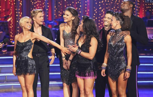 """Dancing With the Stars"" Finale -- And the Winner Is ...."