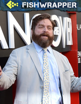 No Worries, Zach Galifianakis is Still the Best Human Being
