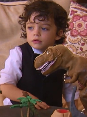 "Jimmy Kimmel Debuts ""The Baby Bachelor""!"