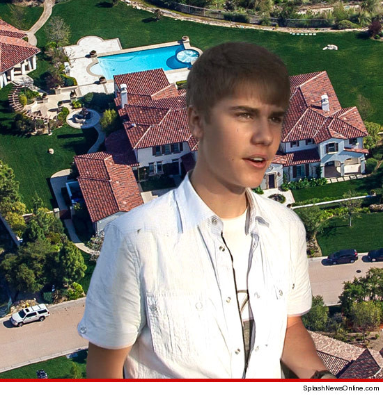 Justin Bieber -- Talk About My Parties ... I'll Sue You For $5 Mil