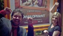 Steve Holt -- I'm Throwing an Epic 'Arrested Development' Premiere Party ... STEVE HOLT!