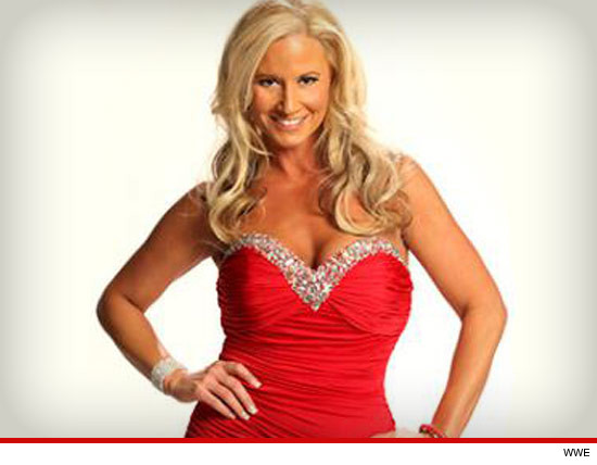 Ex-WWE Diva -- Free After Prison Stay ... And Cancer Diagnosis