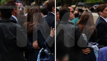 Arnold Schwarzenegger & Maria Shriver -- The Secret Butt Grab [VIDEO]
