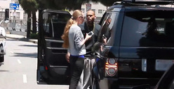 Chris Brown -- Rear-Ender ... He Hardly Knew Her!