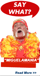Say What?!: Hulk Hogan