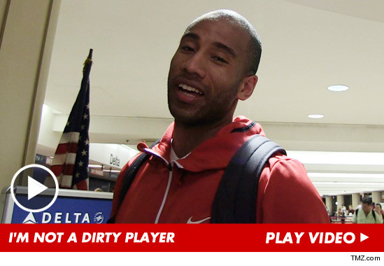 NBA Player Dahntay Jones — Hey Kobe, I'M SORRY FOR INJURING YOU!!
