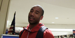 NBA Player Dahntay Jones -- Hey Kobe, I'M SORRY FOR INJURING YOU!!