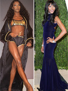 Naomi Campbell Turns 43 -- See More Supermodels Then & Now!