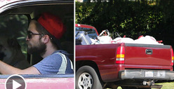 Robert Pattinson -- Moving Out? Upon Further Review ...