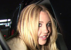 Amanda Bynes -- REJECTED from Private Jet