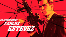 Charlie Sheen Goes FULL LATINO in 'Machete Kills' -- Call Me Carlos