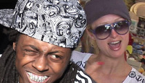 Lil Wayne -- We Signed PARIS HILTON to Record Contract