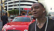 Soulja Boy -- Secret Network of Cameras Finger Rapper's Bentley In Hit-and-Run Crash